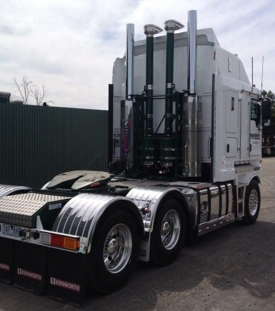 Mahonys Transport Colac Service and Parts Centre